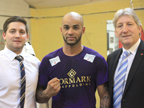 Leon McKenzie ready for his fight at Bethnal Green